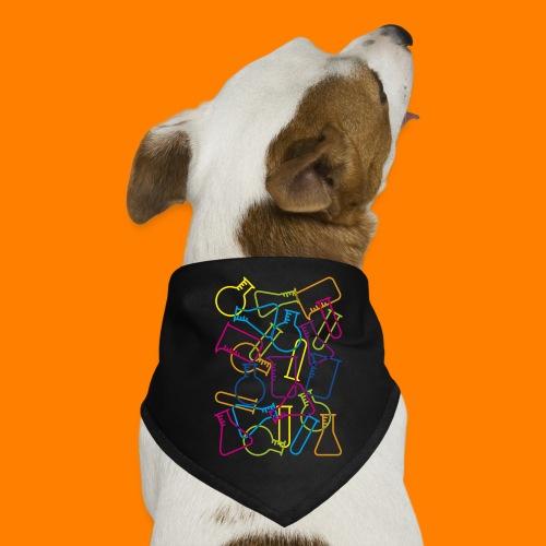 Large Laboratory Glassware - Dog Bandana