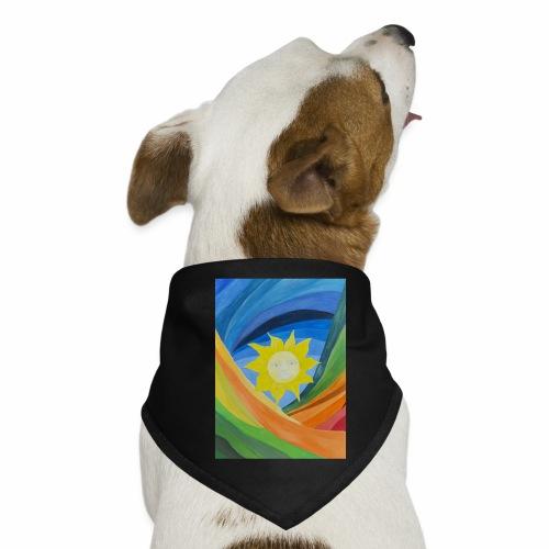 lachende-sonne - Hunde-Bandana