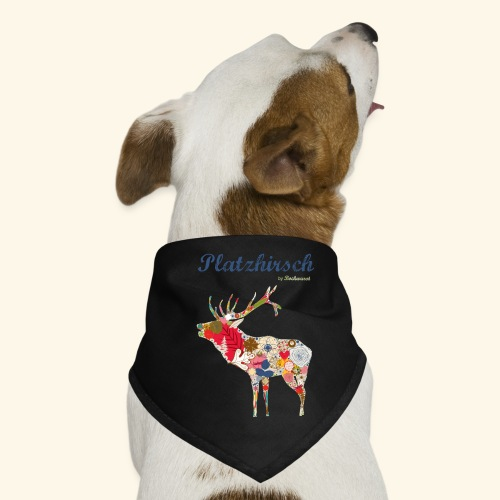 Bockwurst Sportswear - Platz Hirsch - Hunde-Bandana