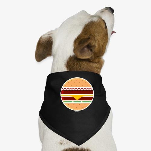 Circle Burger - Bandana per cani