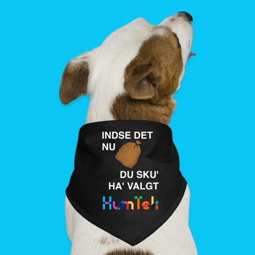 HumTek - Bandana til din hund