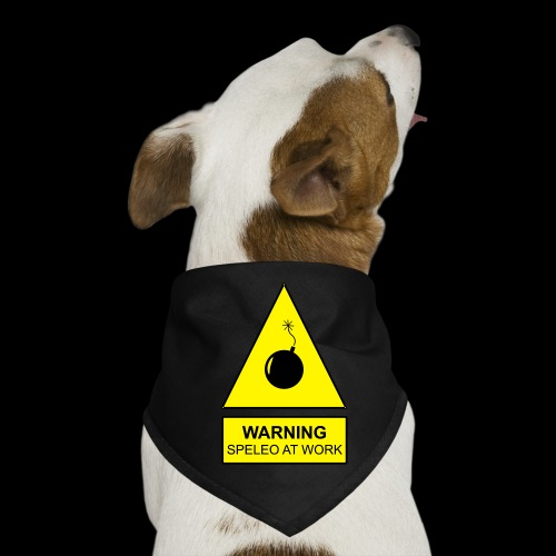 speleo at work - Bandana per cani