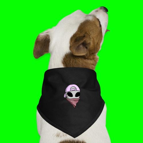 gangsta alien logo - Bandana per cani