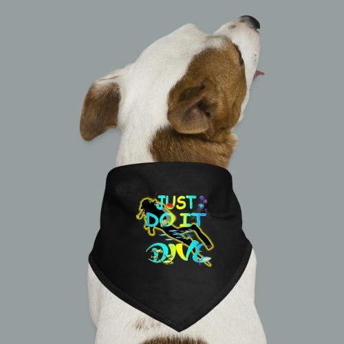 Just do it dive 2.0 - Hunde-Bandana