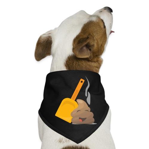 Funny Poop Emoji - Dog Bandana