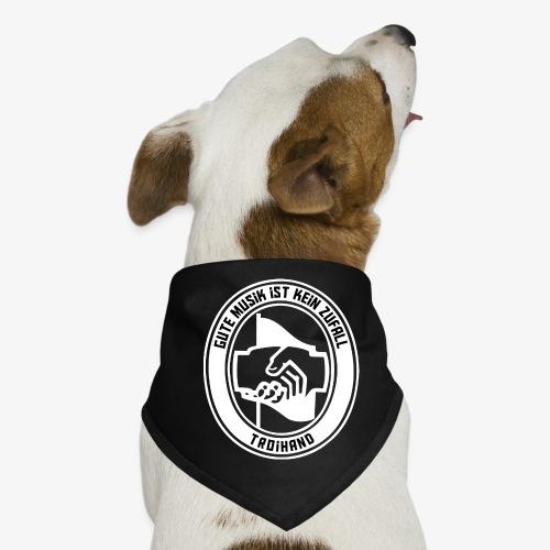 Logo Troihand invertiert - Hunde-Bandana