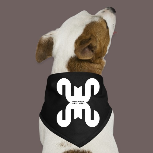 GBIGBO zjebeezjeboo - Rock - Tulip Rock - Bandana pour chien