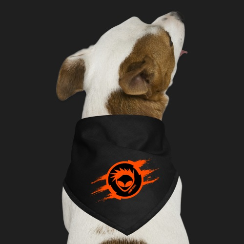ALIEN ORANGE EDITION - Bandana per cani