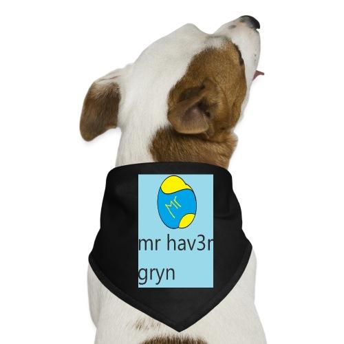 mr hav3rgryn plakat - Bandana til din hund