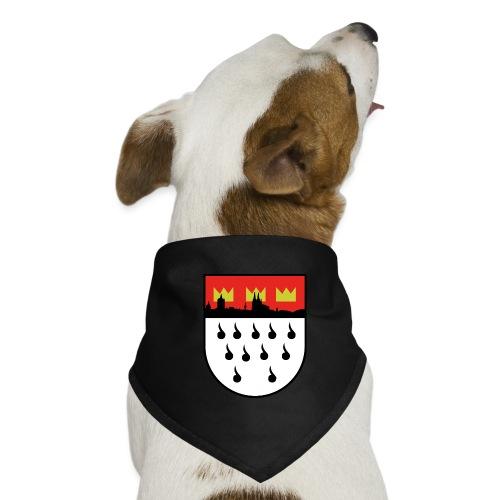 Köln Wappen Modern - Hunde-Bandana