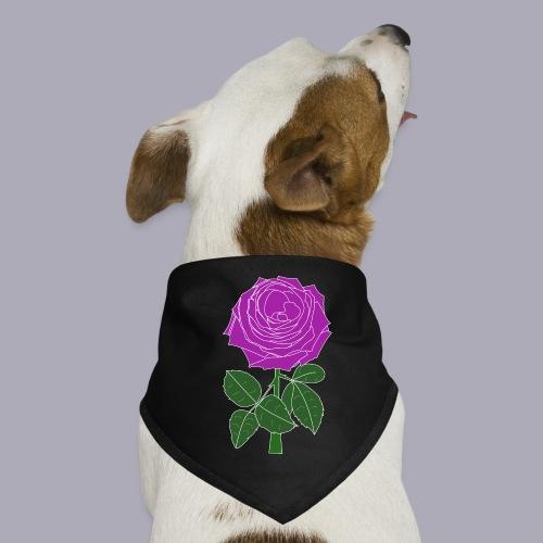Landryn Design - Pink rose - Dog Bandana