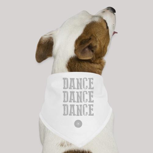 dancedancedance_grey - Bandana per cani