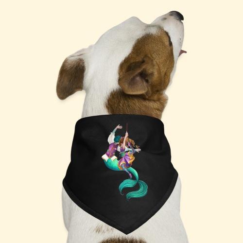La sirène et la danseuse - Bandana pour chien