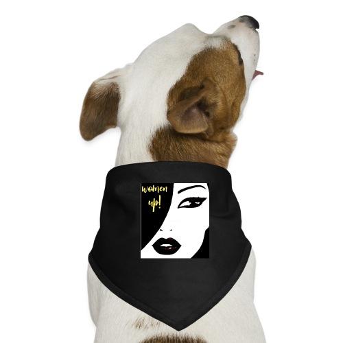 WOMEN UP - Pañuelo bandana para perro