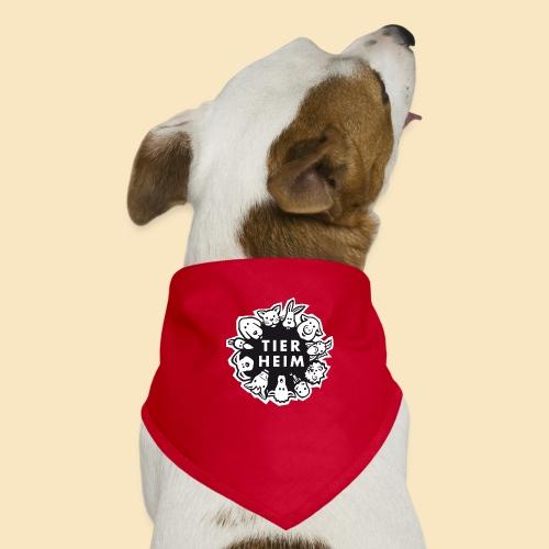 Tierheim Logo Schwarzweiss - Hunde-Bandana