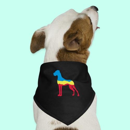 Flaggen Dogge - Hunde-Bandana