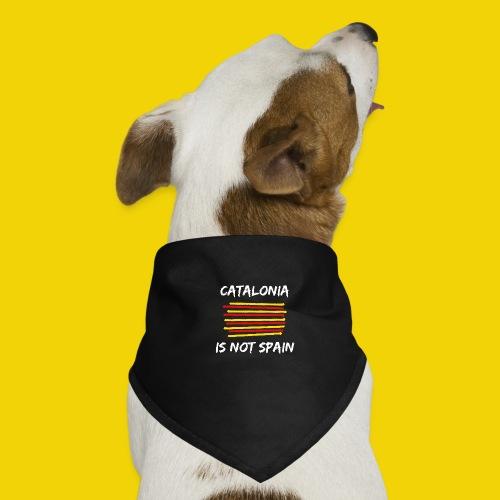 Catalonia Scratch - Dog Bandana