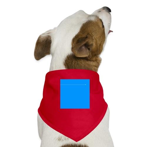 sklyline blue version - Bandana pour chien