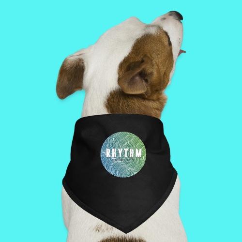 Rhythm On The Run Logo - Dog Bandana