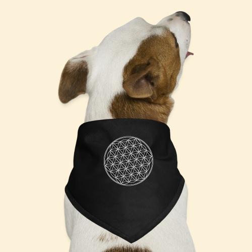 Lebensblume - Hunde-Bandana