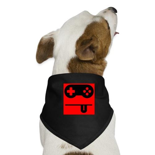 Logo Noobzocker - Hunde-Bandana