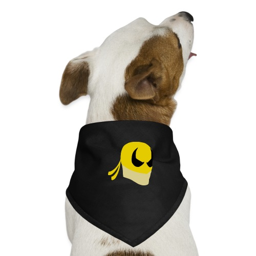 Iron Fist Simplistic - Dog Bandana