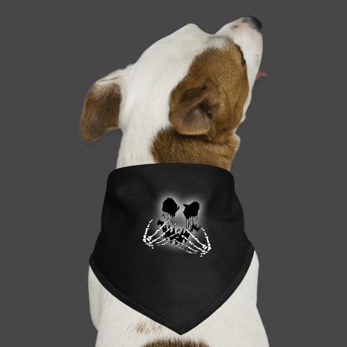 Skeleton Hands - Dog Bandana