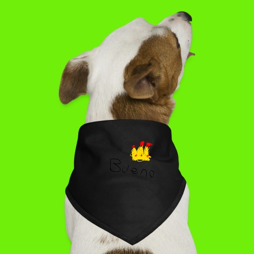 King Bueno Classic Merch - Dog Bandana