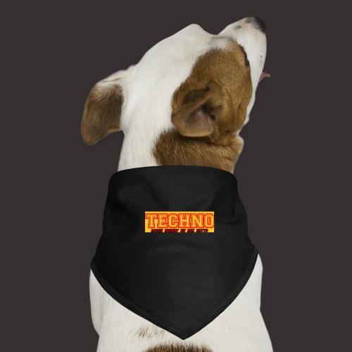 Techno - Hunde-Bandana