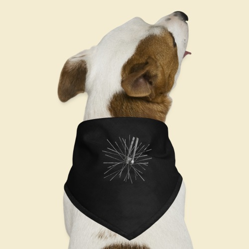 Radball Speichen 2 - Hunde-Bandana