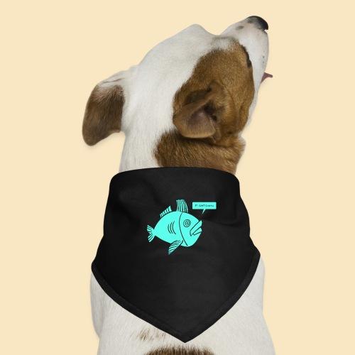 Fishtown Singlefish Motiv 001 - Hunde-Bandana