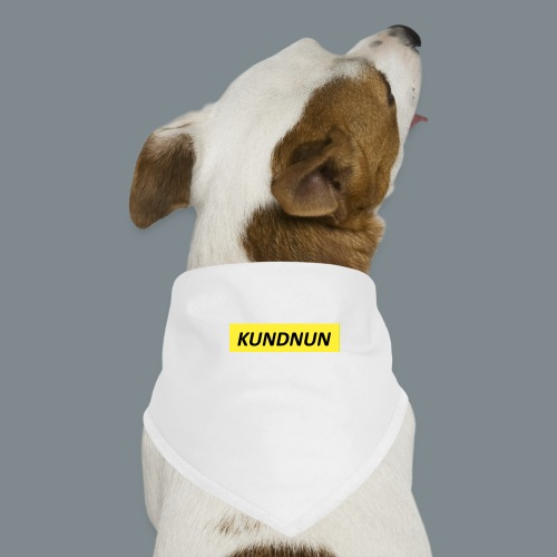 Kundnun official - Honden-bandana