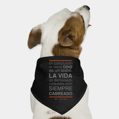 Dereck Vinyard Says - Pañuelo bandana para perro