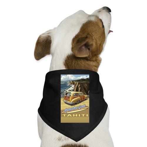 23 POLYNESIAN COAST - Bandana pour chien