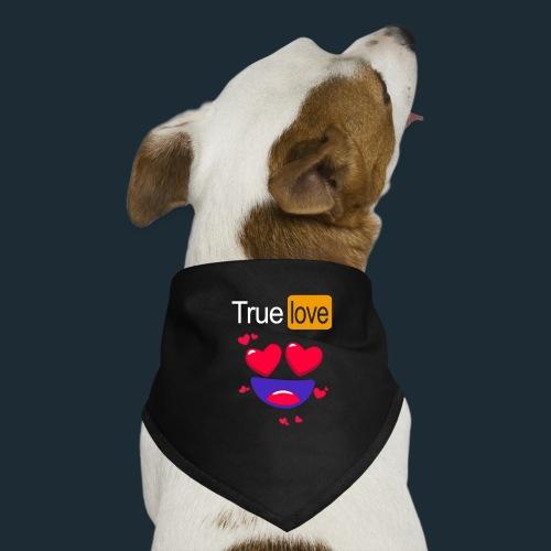 True Love Yellow - Dog Bandana