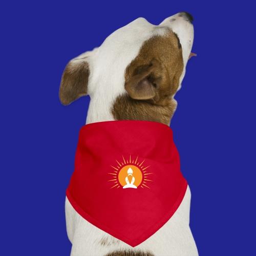Guramylyfe logo white no text - Dog Bandana