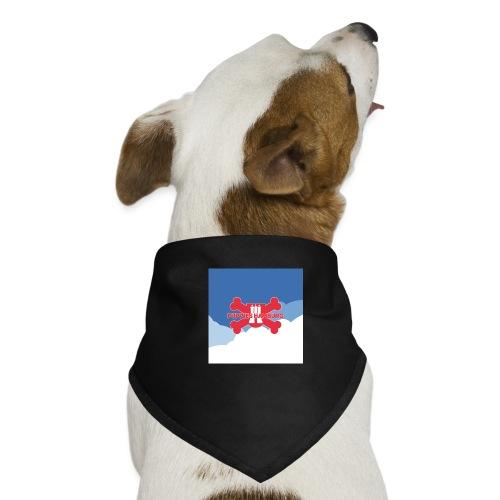 Puppies Hamburg Logo mit Hintergrund - Hunde-Bandana