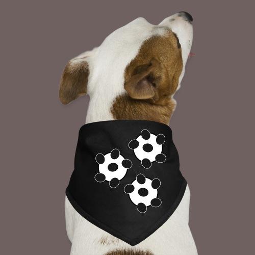 GBIGBO zjebeezjeboo - Fun - Wiggle Wiggle 01 Noir - Bandana pour chien