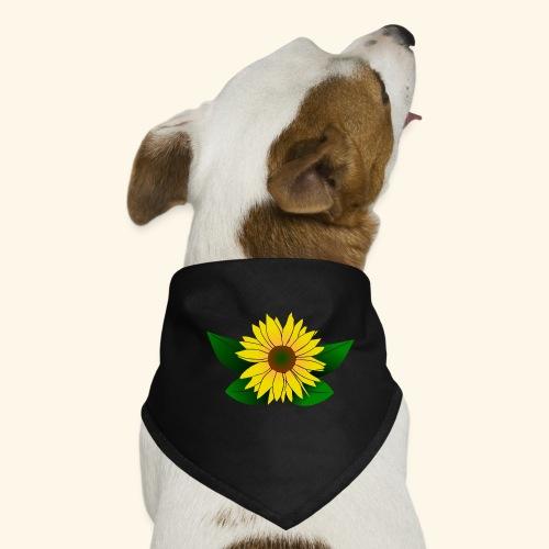 Sonnenblume, Sonnenblumen - Hunde-Bandana
