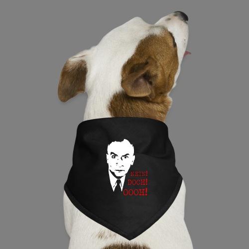 Nein Doch Oh - Hunde-Bandana