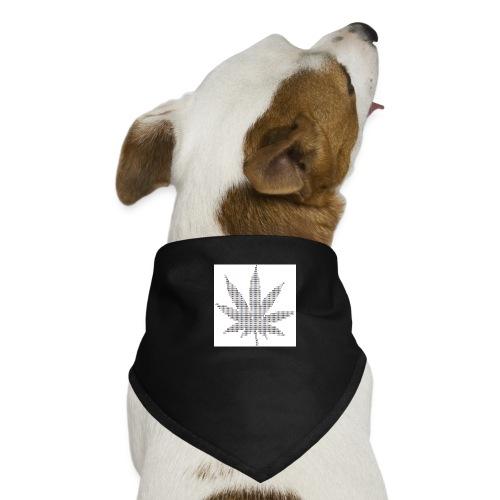 Marijuana Leaf - Honden-bandana