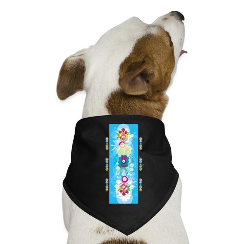 melange color - Bandana pour chien