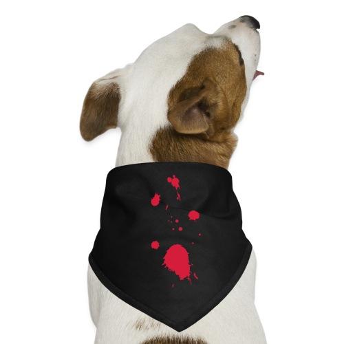 blut - Hunde-Bandana