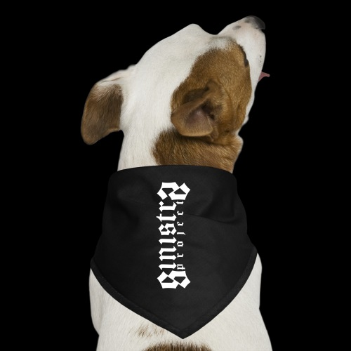 Sinistra Project t-shirt with logo - Dog Bandana