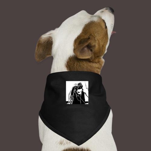 Man in dreads - Bandana dla psa
