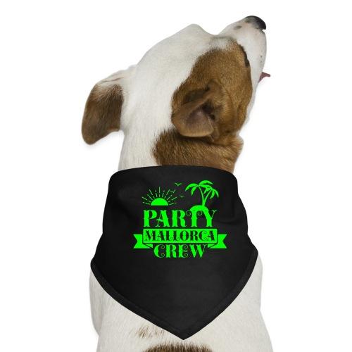 Mallorca PARTY Crew - Hunde-Bandana