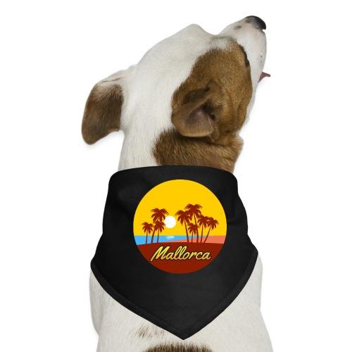 Mallorca - Als Geschenk oder Geschenkidee - Hunde-Bandana