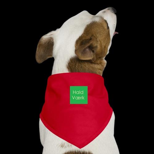 Haldværk - Bandana til din hund