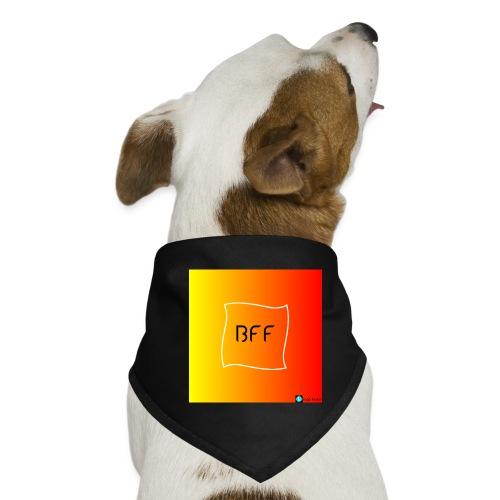 bff rainbow - Hundsnusnäsduk
