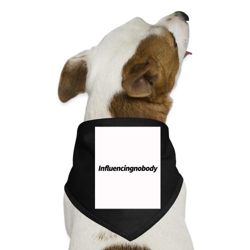 Influencingnobody - Hunde-Bandana